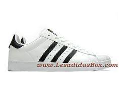 88fb33b2938 Adidas Homme Femme Chaussures Superstar Vulc ADV Blanc D68718 Adidas Prix -  1610270719 - Venez