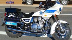 Arizona Highway Patrol Kawasaki 1000 Police Motorcycle   Flickr - Photo Sharing!