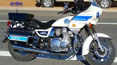 Vintage new york city motorcycle police officer for Motor vehicle division chandler az