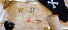 The Wobbly Jelly Pirate Treasure Maps, Pirate Party, Old Antiques, Pirates, Jelly, Wordpress, Old Things, Create, How To Make