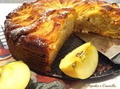 Torta di mele, ricetta Paprika e Cannella