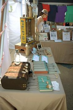 Craft Fair Booth Ideas | Craft Fair Booth Ideas / setting up shop- how to prepare & kick ass at ...