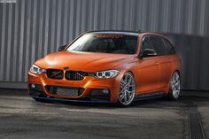 BMW 3 серии Touring: Тюнинг   Автофория