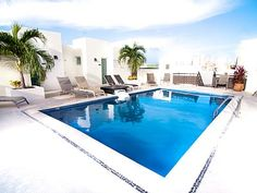 VRBO.com #200260 - Amazing 2000 Sq.Ft 2 Level Penthouse W Private Roofdeck 1.5 Blocks to Beach!