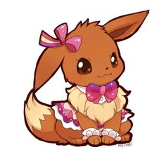 New eevee evolutions black and white dresses