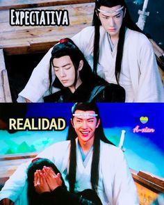 Read Memes y Cortos de Entrevistas The Untamed parte 5 from the story The Untamed by (gato luposo) with 956 reads. Familia Anime, Cute Korean Boys, Drama Memes, Geek Humor, The Grandmaster, Fujoshi, Live Action, League Of Legends, Illusions