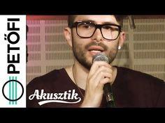 ByeAlex - Csókolom (Petőfi Rádió Akusztik) - YouTube Youtube, Youtubers, Youtube Movies