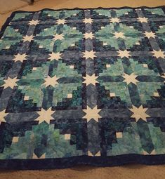 Name: Grants finished quilt-1195x1296.jpg Views: 1067 Size: 369.6 KB