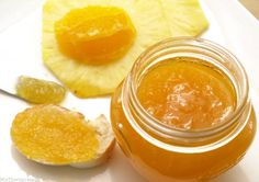 Mermelada de piña y naranja Jam Recipes, Sweet Recipes, Mexican Food Recipes, Healthy Recipes, Heritage Recipe, Pineapple Recipes, Good Food, Yummy Food, Jam And Jelly