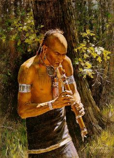 *Song Of The Delaware* - Robert Griffing Native American Poems, Native American Paintings, Native American Artists, American Indians, Native Indian, Native Art, Delaware Indians, Woodland Indians, Canadian Culture
