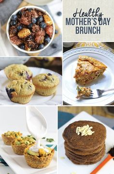 Healthy Mother's Day Brunch Ideas! thehealthymaven.com #mothersday #glutenfree