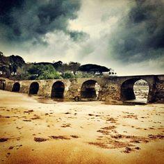 #ig_cantabria #estaes_cantabria #naturaleza_cantabra #naturaleza_cantabria #ilovecantabria #cantabria #landscape #landscape_lovers #instalandscape #paisaje #travelgram #turisgram #instamoments #special_shots #splendid_shotz # puente #bridge #santander #foto_santander #ilovesantander #photooftheday #picoftheday #movilgrafiadeldia #beach #playa #paseucos #latierruca
