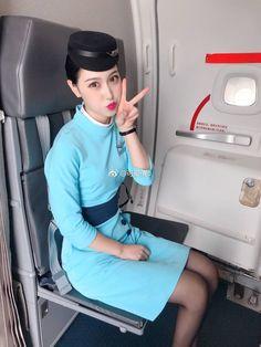 Airline Tickets, Pantyhose Legs, Cabin Crew, Office Ladies, Flight Attendant, Beauty Women, Poses, Beautiful, Female