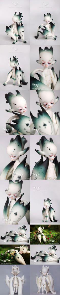 球体関節人形 16cm Jinggo イベンド専用 非売品