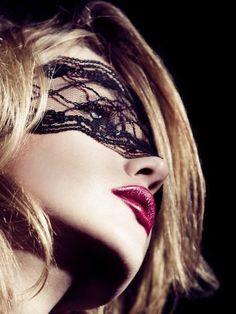 #laceloves #lace black lace mask
