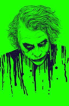 I ❤ the joker sooooo
