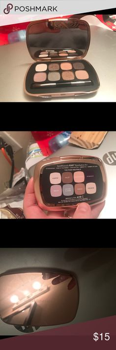Bareminerals pallet Swatched. Very pretty colors bareMinerals Makeup