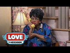 A Panicked Philip Calls Hattie for Marital Advice | Tyler Perry's Love T...
