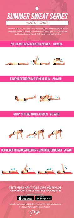 kayla itsines summer sweat series, summer sweat series monday week 1 , free kayla itsines workout