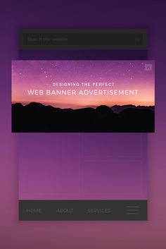 Designing The Perfect Web Banner Ad: 50 Examples To Help You Get it Right