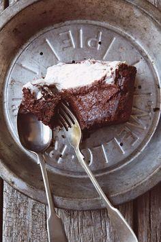 Milk and Honey: Chocolate Bourbon Cream Pie