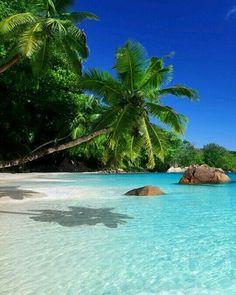 You & me & the beach...