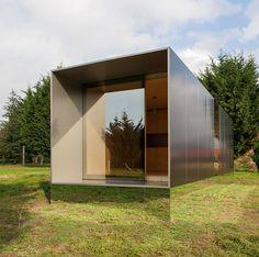 Парящий модульный дом