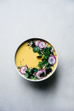 Immune Boosting Roasted Cauliflower Soup – TENDING the TABLE