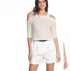 Quem ai Ama!   TOP TRICOT FRESH  COMPRE AQUI!  http://imaginariodamulher.com.br/look/?go=2eOdDOC  #comprinhas #modafeminina#modafashion  #tendencia #modaonline #moda #instamoda #lookfashion #blogdemoda #imaginariodamulher