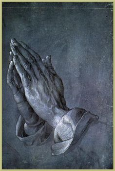 Hands of an Apostle - Albrecht Durer