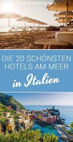 Damit dein nächster Italienurlaub am Meer ein voller Erfolg wird, haben wir für dich ein paar Insidertipps. Du suchst ein kleines Hotel am Meer oder in Strandnähe? Du hast keine Lust auf Massentourismus und anonyme Bettenburgen, sondern suchst ein kleines, charmantes Hotel mit herzlichen Gastgebern und perfekter Lage für ungetrübten Badeurlaub in Italien? Dann schau dir unsere Geheimtipps an!