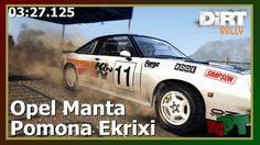 Dirt Rally - Opel Manta 400 - Pomona Ékrixi (WYDDC)