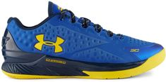 Under Armour Curry One Low Warriors Release Date. Warriors Under Armour Curry One Low will release July New Under Armour Shoes, Cheap Under Armour, Discount Nike Shoes, Adidas Shoes Outlet, Nike Outlet, Sock Shoes, Kid Shoes, Curry One, Mens Puma Shoes