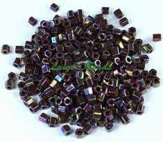 Excited to share the latest addition to my #etsy shop: 8/0 Hex TOHO Japanese Glass Seed Beads #406-Opaque-Rainbow Oxblood 15g http://etsy.me/2nBXcv1 #supplies #toho #glass #bead #japanese #hexagon #rainbow #oxblood #beadingsupplies