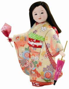 bigfoot-strikes-again:  This doll is so pretty! I'd love to make something like this!