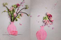 Spring Flowers Styled by Dietlind Wolf