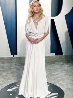 Boho Chic, Bohemian, Rachel Zoe, Vanity Fair, Formal Dresses, Wedding Dresses, Style Icons, Red Carpet, White Dress