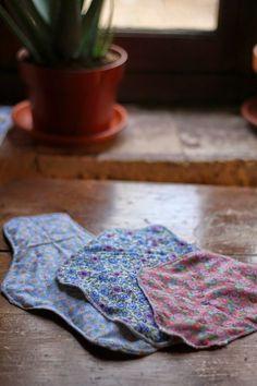 DIY : fabriquer soit même ses serviettes hygiéniques lavables, c'est décidé, je me lance !