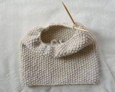 45b999a7f9c Favorite Textured Knit Hat - Free Pattern. Tuto Bonnet TricotSnood TricotBonnet  BébéTricot ...