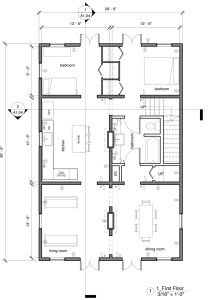 Creole Cottage (HWBDO05069) | Tidewater House Plan from ...