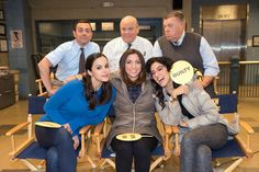 """The Cast Of """"Brooklyn Nine-Nine"""" Plays """"Never Have I Ever"""""""