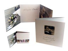 Dankeskarten für Hochzeit -  Lavendel Duft