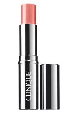 Free shipping and returns on Clinique 'Blushwear' Cream Stick at Nordstrom.com. Convenient cream-to-powder blush stick glides on color for a natural, all-day glow. Blends easily with fingertips to desired intensity and coverage. Nondrying, oil-free.