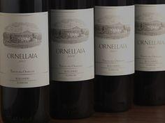Ornellaia, Italian Red Wine