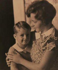 Carlos e sua madre...grazie donna stupenda!!!