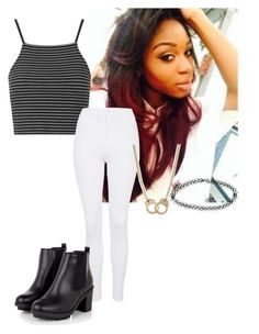 Outfits Fashion Normani Kordei Best Images 12 Fashion Polyvore CqtPTggS