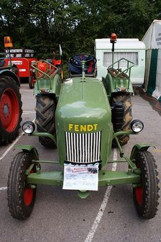 Fendt tractor | Flickr - Photo Sharing!