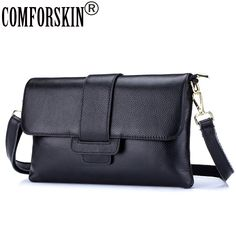 New Arrival Genuine Leather Women Bags Crossbody Bags High Quality 4 Colors  Fashion Female Shoulder Bags Zipper Coin Bags cdbecb18d58d4