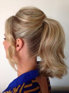 Hairstyles with Ponytails