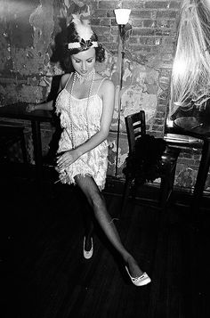 Speakeasy Fashion | 1920s: Speakeasy Dancer | Flickr - Photo Sharing!